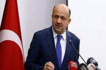 وزیر دفاع ترکیه از بازداشت تروریست ها در این کشور خبر داد