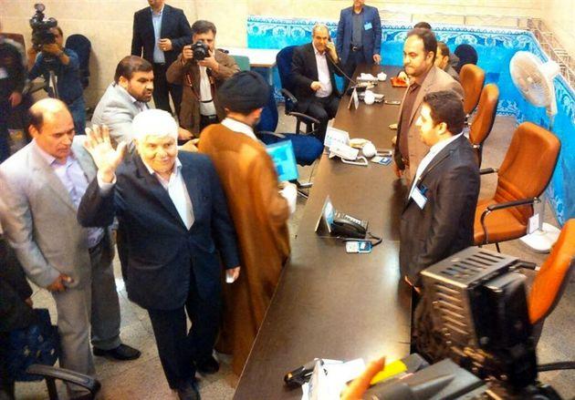 بنا به توصیه های گذشته مرحوم هاشمی رفسنجانی وارد انتخابات شدم/