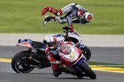 ایتالیا قهرمان موتور سوار ی جهان