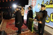 خادمین حرم امام رضا مهمان جشنواره داستان تابستان پارک لاله شدند