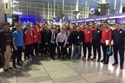 اعضای تیم ملی کشتی آزاد راهی چین شدند