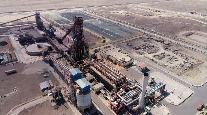 دستیابی به دومین رکورد تولید ماهانه آهن اسفنجی در شرکت فولاد سفیددشت