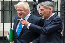 افزایش فشارها برای کنار گذاشتن وزرای خارجه و خزانه داری انگلستان