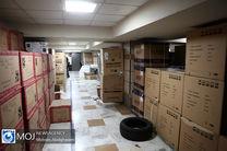 کشف محموله میلیاردی لوازم خانگی قاچاق در نائین / دستگیری 16 نفر توسط نیروی انتظامی