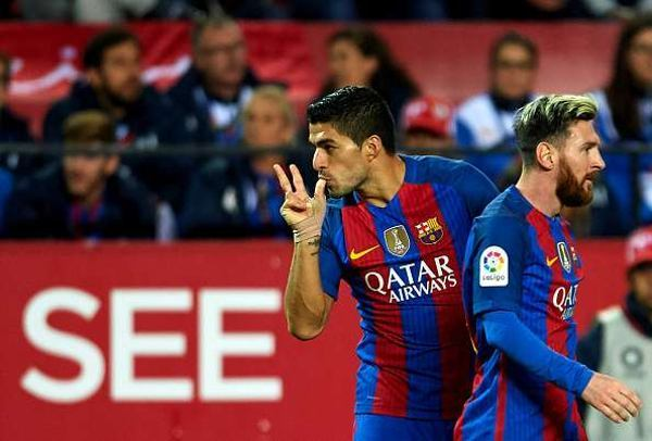 ساعت دیدار بارسلونا برابر سویا اعلام شد