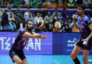 نتیجه بازی والیبال ایران و کوبا/ کسب سومین برد قاطعانه والیبال ایران