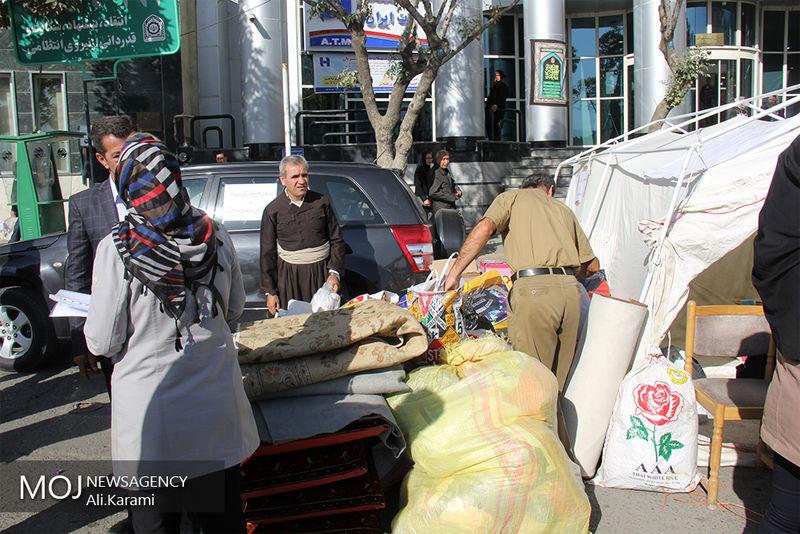 دستور نصب تلفنهای همگانی در مجاورت چادهای اسکان آسیب دیدگان زلزله صادر شد