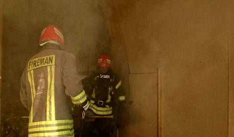 امداد رسانی به شهروندان رشت در 18 مورد حریق و حادثه