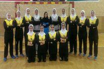هیأت کردستان در مقابل تیم چمران لارستان مغلوب شد