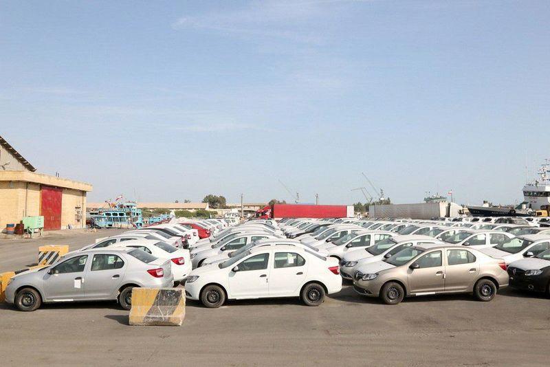 انجام خدمات گمرکی 12هزار و 432 دستگاه خودرو