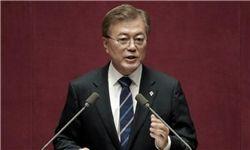 دیدار رئیس جمهور کره جنوبی و باراک اوباما