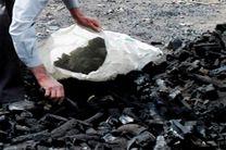 کشف زغال چوب قاچاق در دوره چگنی
