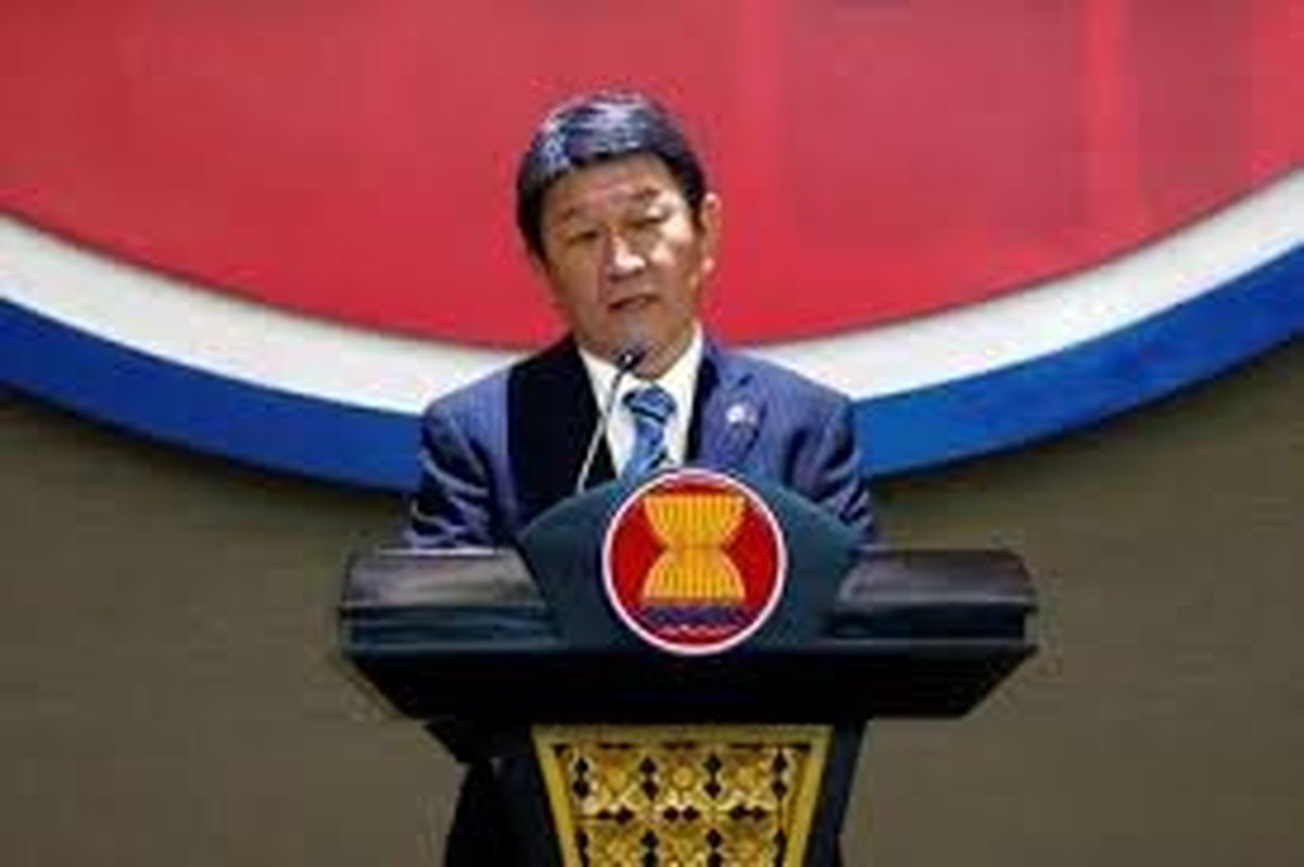 رایزنی تلفنی وزیران خارجه ژاپن و آمریکا پیرامون مسائل منطقهای و تغییر اقلیم