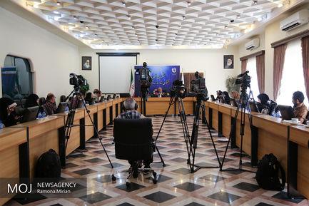 نشست خبری سخنگوی ستاد مبارزه با مواد مخدر