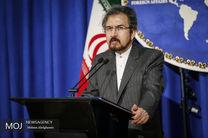 سخنگوی وزارت خارجه انفجارهای تروریسی در عراق را محکوم کرد
