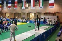 توقف عاشوری مقابل قهرمان المپیک و جهان/ 4 نماینده ایران حذف شدند