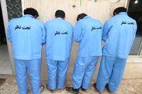 دستگیری سارق منازل با 4 فقره سرقت تا کشف چوب قاچاق