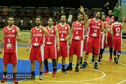 اعلام لیست تیم ملی بسکتبال برای دیدار با ژاپن
