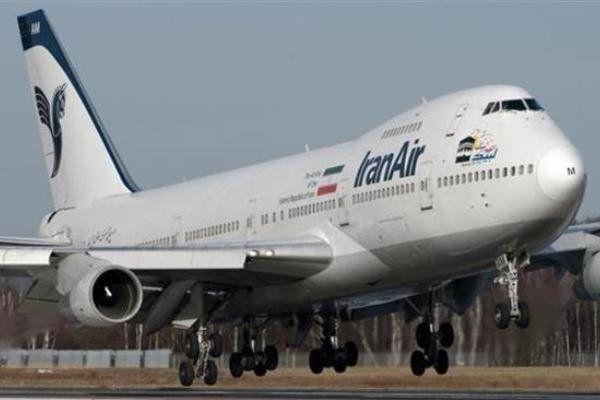 تمامی پروازها بر اساس زمان درج شده بر روی بلیت انجام میشود