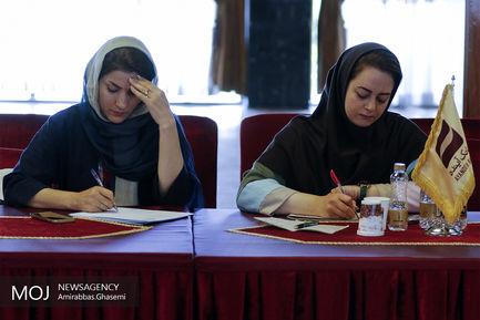 نشست خبری نمایشگاه هنر ایران در بینال ونیز