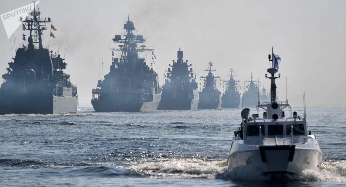 آغاز رزمایش مشترک آمریکا و ۳۱ کشور دیگر در دریای سیاه