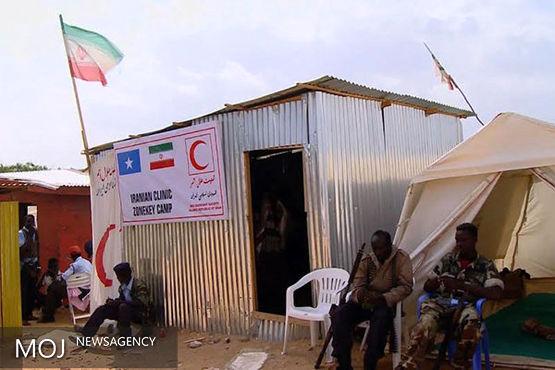 پخش مستندی درباره کمک رسانی ایران به سومالی