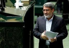 وزیر کشور و وزیر دفاع در صحن علنی مجلس حاضر شدند