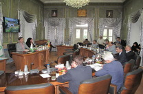 اعضای کمیسیون های تخصصی شورای شهر رشت انتخاب شدند