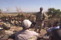 مستند قیام آفریقا از شبکه افق پخش می شود