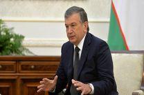 رئیس جمهوری ازبکستان برای روحانی پیام همدردی فرستاد
