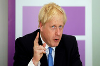 برنامه اصلی بوریس جانسون، خروج بدون توافق از اتحادیه اروپا است