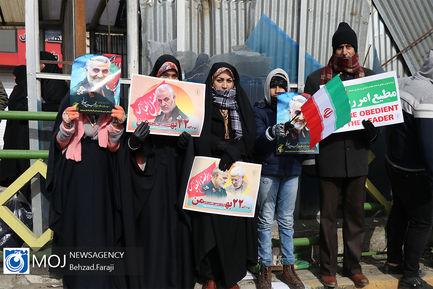 جشن چهل و یکمین سال انقلاب در کرمانشاه