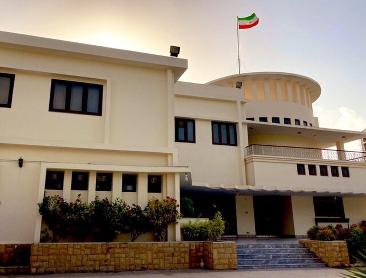 سه نفر از ملوانان ایرانی از زندان شهر کراچی پاکستان آزاد شدند
