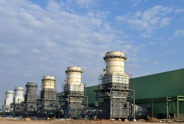 نیروگاه گازی خلیج فارس به مدار بازگشت