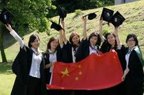 از هر 4 دانشجوی خارجی در جهان یک نفر چینی است