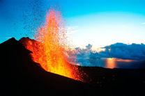 پیش بینی لحظه انفجار آتشفشان امکان پذیر شد