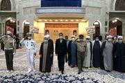 تجدید میثاق کارکنان عقیدتی سیاسی ارتش با آرمانهای امام (ره)