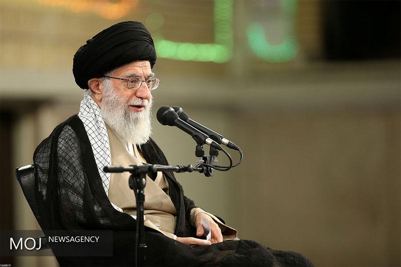 روسای نمایندگی های ایران در خارج کشور با آیت الله خامنه ای دیدار کردند