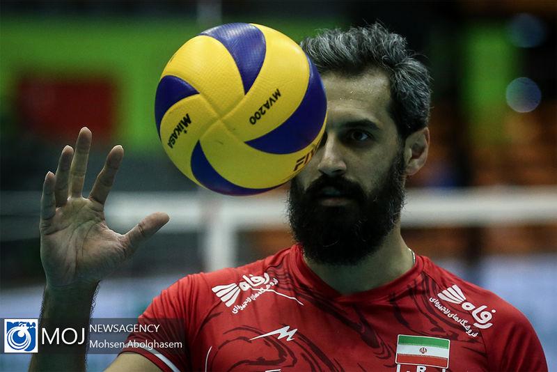 نتیجه بازی والیبال ایران و استرالیا/ ایران صدرنشینی را از دست داد