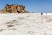 علیرغم افزایش بارندگیها 12سانتی متر از تراز دریاچه ارومیه کاهش یافته است