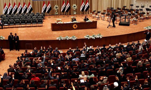 انصراف سه نامزد برای کرسی ریاست پارلمان عراق