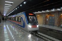 ایستگاه متروی میدان آزادی تا پایان خردادماه به بهره برداری می رسد