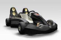 سریعترین خودروی کارتینگ جهان رونمایی شد