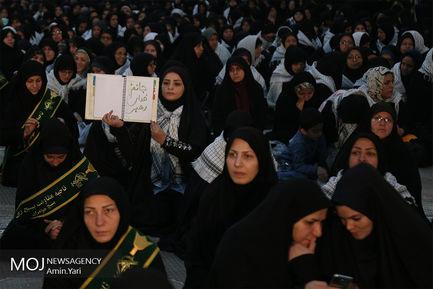 تجدید میثاق بسیجیان با آرمانهای بنیانگذار انقلاب اسلامی