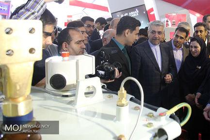 افتتاح هجدهمین نمایشگاه بین الملی صنعت برق