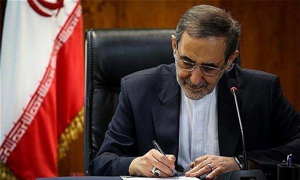 ولایتی درگذشت فاطمه رهبر منتخب مردم تهران در مجلس را تسلیت گفت