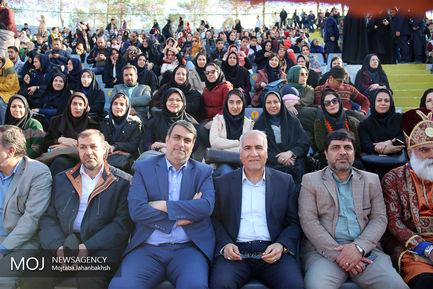 افتتاح و بهره برداری از پردیس هنر اصفهان