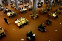 شیفت امشب کتابخانه ملی دایر نیست