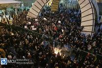 ۳۰ نفر در تجمعات چند روز اخیر بازداشت شدند