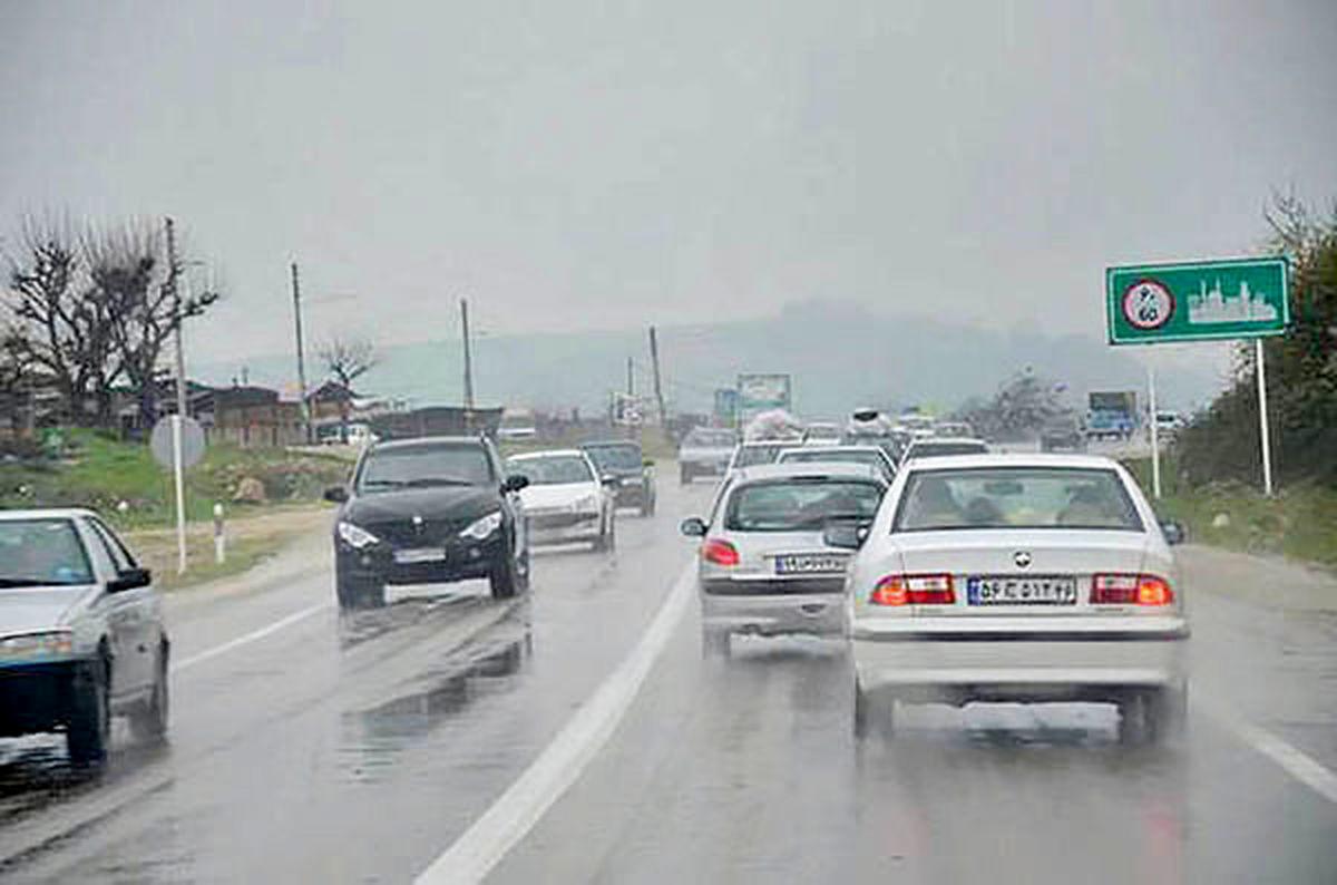 94 درصد افزایش تردد در جادههای همدان/ افزایش 136 درصدی ورود و خروج مسافران